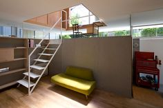 house in kawanishi by tato architects in japan