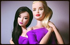 Made to Move Barbies