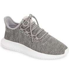 An updated take on the classic Tubular sneaker, this lightweight version is crafted from a three-dimensionally textured knit that creates a rich, diamond-shaped pattern atop the street-wise style.
