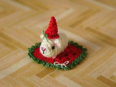PDF PATTERN  Amigurumi Crochet Tutorial Pattern by MuffaMiniatures, $6.50
