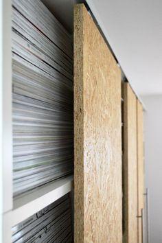 holzfassade mit st lpschalung holzfassade pinterest. Black Bedroom Furniture Sets. Home Design Ideas