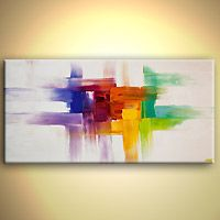Abstract painting - Foresight