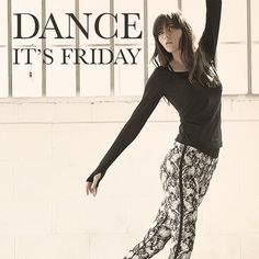 Happy Friday lovelies! Make sure you enjoy your weekend, and don't forget to smile and dance!