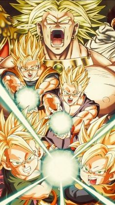 Dragon Ball Z: Broly, the legendary Super Saiyan. Dragon Ball Gt, Broly Ssj3, Broly Movie, Z Wallpaper, Got Dragons, Gamers Anime, Vintage Mode, Anime Shows, Anime Manga