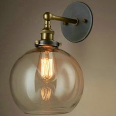 Cheap lamp drop, Buy Quality lamp plug directly from China lamp diode Suppliers:        Retro Antique Wall lamp Clear Glass lampshade Wall Lighting for Home Deco Wall Sconce with E27 Edison Bulb