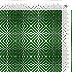 twill squares | 4-sh