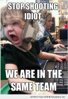 We all know one such #gamer :)
