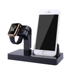 iPhone & Apple Watch Charging Stand