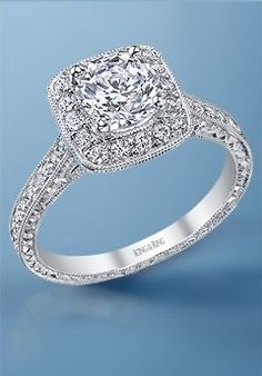 Wedding ring pinned with Bazaart