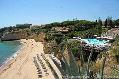 Praia da Cova Redonda - Portugal, via Flickr.