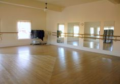 One day I want to open up my own dance studio with surprise added extras to do hip hop cardio and workouts in!