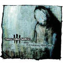 """I Hate Everything About You"" is the debut single of the Canadian rock band Three Days Grace, from their debut self-titled album.  Lyrics http://www.azlyrics.com/lyrics/threedaysgrace/ihateeverythingaboutyou.html  Video http://www.youtube.com/watch?v=d8ekz_CSBVg=AL94UKMTqg-9DYSrQgO0D0LbMJYWjLTl8y"