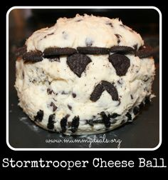 Stormtrooper Cheese