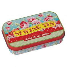 Paisley Park Travel Sewing Kit