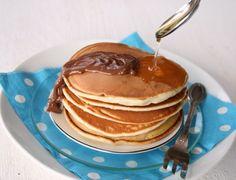 Pancake+senza+uova