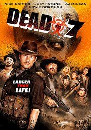 A ragtag group of gunslingers try to make their way in a post-apocalyptic world. The twist to this world is that it's just not barren and dangerous, it's also filled with flesh-eating zombies. The gunslingers will find themselves stranded in a town and forced to make a choice on either to save the citizens of the town or save themselves.