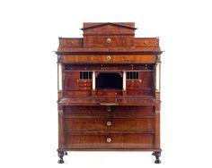Furniture - Biedermeier -antique dealer, collector, interior designer Eva Svensson