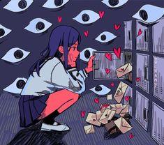 Aesthetic Art, Aesthetic Anime, Pretty Art, Cute Art, Mob Psycho, Psycho 100, Posca Art, Vent Art, Illustration Art