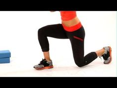 Exercise #3 of 5 for Creating the Perfect Bubble Butt - I need a good exercise challenge! This move is easy for beginners. Great inspiration for when I need motivation to get up and move!