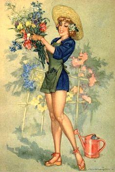 1960's greeting card