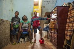 Photographing the Families of Rio de Janeiro's Favelas   VICE   United Kingdom