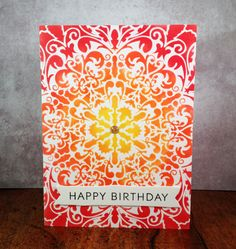 card made by stef