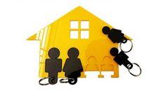 Porta chaves   Cia Laser - Corte em MDF e Acrílico