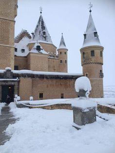 Alcázar de Segovia