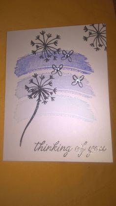 052816 - Stampin Up-Work of Art, Hero Arts-Sentiments, Ellen Hutson-Bold Blooms