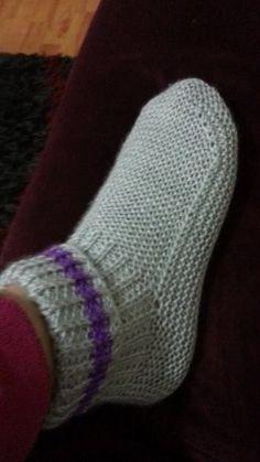 ღღღ haydi canlarım çok kolay ve örmesi zevkli patik ღღღ - Patik-Çorap Etkinlikleri