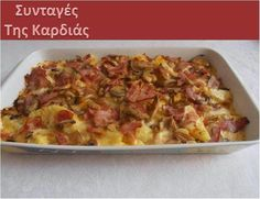 Cookbook Recipes, Cooking Recipes, Hawaiian Pizza, Macaroni And Cheese, Side Dishes, Cabbage, Oven, Chicken, Vegetables