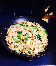 Sri Lankan Fried Rice