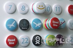 Magnet calendar....how cool would it be if i had one