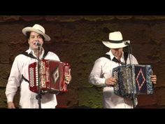 Trobada d'acordionistes Arseguel 2011 divendres Trio Lopes Alto Minho Portugall 1