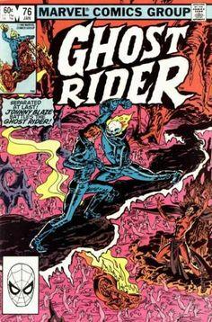 Johnny Blaze - Ghost Rider - Spiderman - Marvel Comics - Fire - Dave Simons, Salvador Larroca