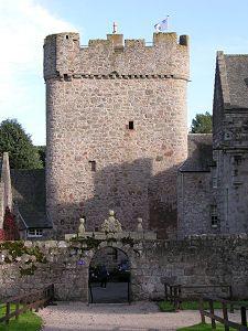 Drum Castle, Aberdeenshire, Scotland