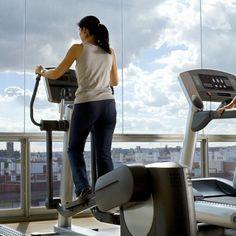 Cardio Workout: Full Body, 45-Minute Elliptical
