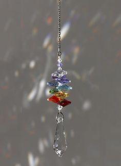 Crystal Rainbow Maker...just love rainbows :)