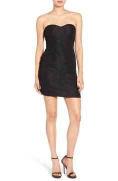 Jump Apparel Strapless Body-Con Dress available at #Nordstrom