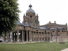 Ardennes : Asfeld : Eglise baroque Saint-Didier (XVIIe siècle)