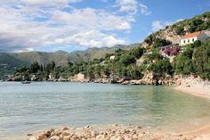 beach of Zaton, near Dubrovnik
