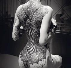 Tattoo by Glenn Cuzen.