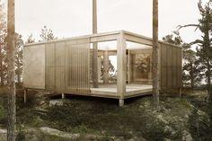 Writers Cottage / Arrhov Frick