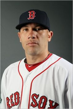 Alfredo Aceves; To start or not to start him, that is the question.  After a solid 2011, and depending what kind of start we get off to in 2012, Red Sox Nation will continue to debate his role.