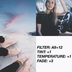 VSCOCAM Filter: A8+12| Tint: +1| Temperature: +1| Fade: +3 - Fade filter! #vsco#vscocam#vscofilter