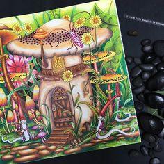 Book: #zemljasnova by #tomislavtomic Pencils & pens: #kohinoor #mondeluz #stabilo #coloringbooks #adultcoloringbook #colouring #coloring #coloringbook