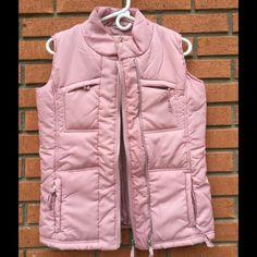 "Selling this ""NWOT GIADA PINK DOWN VEST SMALL 36/38"" in my Poshmark closet! My username is: kennjenn2010. #shopmycloset #poshmark #fashion #shopping #style #forsale #Giada #Jackets & Coats"