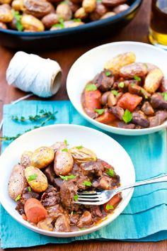 Venison Bourguignon Recipe 15 #Beef #Bourguignon #Recipes | Yummy Recipes