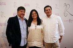 Algunos de los invitados a la presentación de IR by Ivonne Reyes