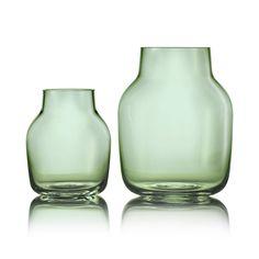 Muuto - Silent vase, green
